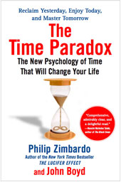 The Time Paradox book